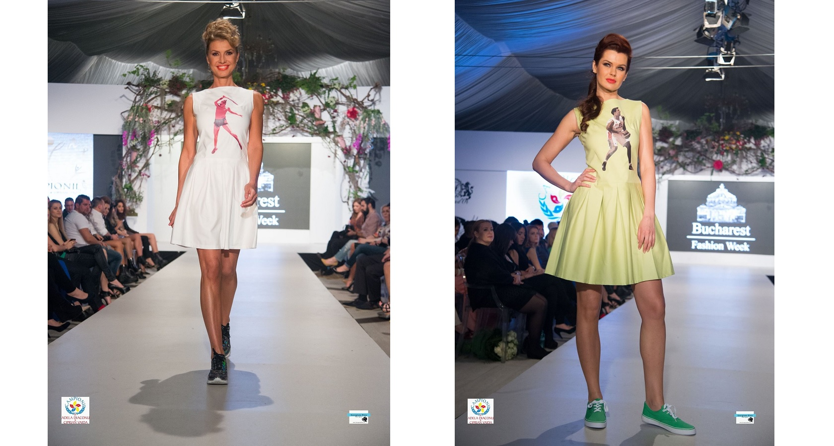 """""""Campionii"""" Adelei Diaconu s-au bucurat de cel mai mare succes la Bucharest Fashion Week"""