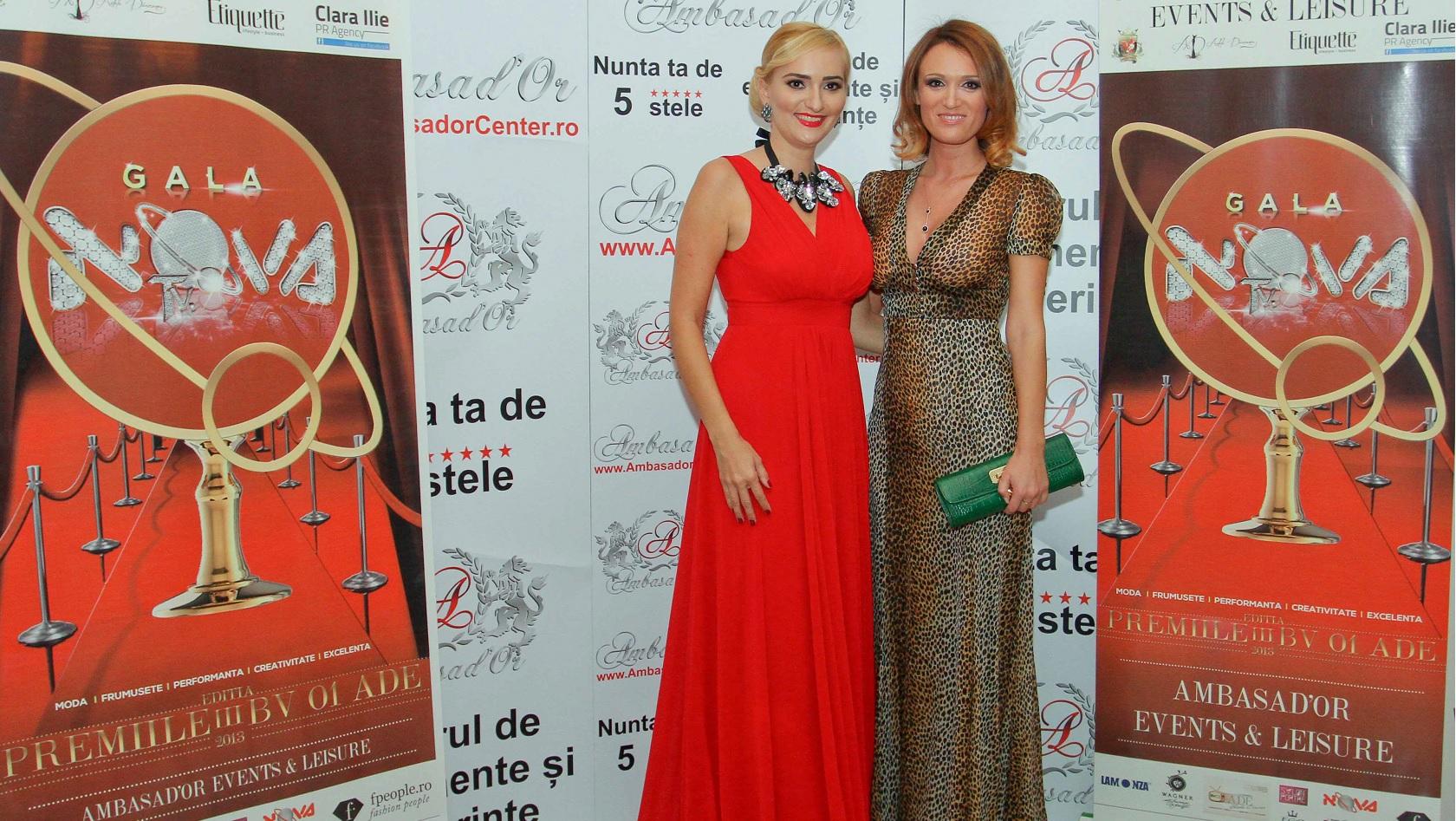 """Gala Nova Tv – Premiile """"Bv01Ade by Adela Diaconu"""", editia a III-a"""