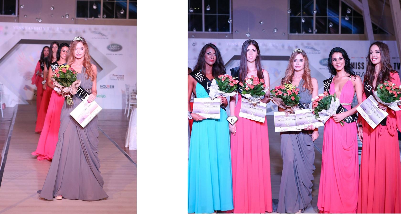 Miss Fashion Tv Brasov 2015