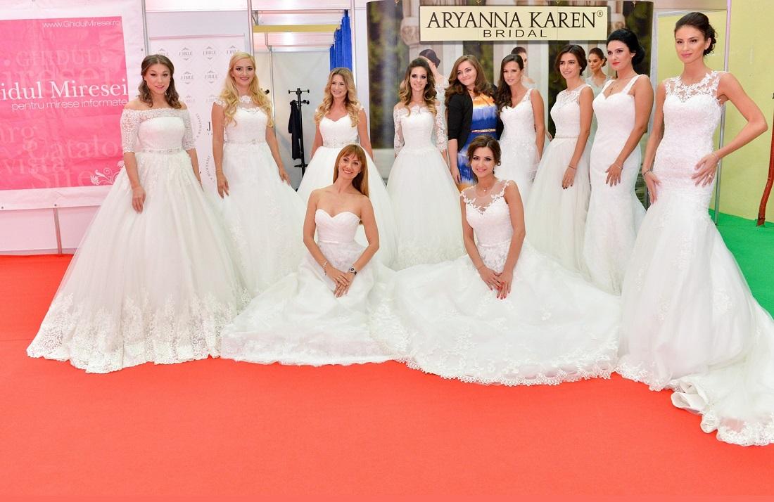 Adela Diaconu a strălucit în rochia albă de mireasă!