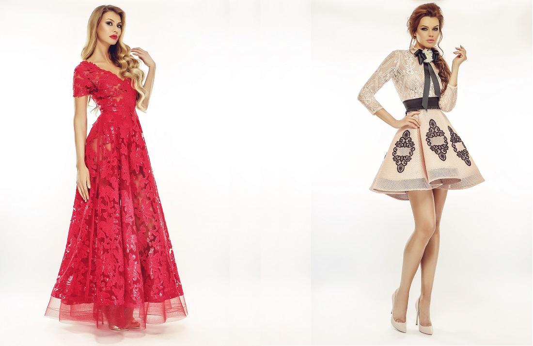 Top-modelul Claudia Neghina prezinta Bucharest Fashion Week
