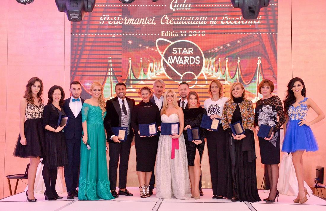 Elisabeta Lipa, Camelia Potec, Ana Maria Brânza, Catalin Botezatu, Doina Melinte,  Monica Rosu, Anamaria Prodan premiati la  Gala Performantei organizata de Adela Diaconu