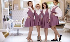 """Moment aniversar! Salonul de înfrumuseţare & Academia ,,Ludmila Bordianu"""" a împlinit un an"""
