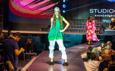 Bianca Drăghiciu a făcut senzație la Summer Fashion Gala 2018