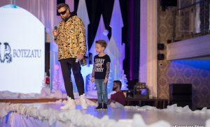 Eric Drăghiciu a făcut senzaţie la Kids Fashion Week!
