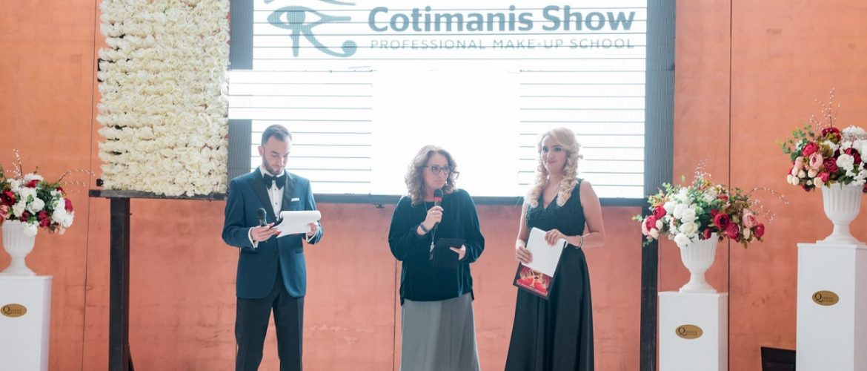 Cea mai buna scoala de machiaj din România: Cotimanis Show by Florina Mărcuță