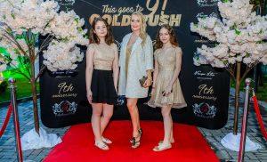Ana şi Nicole Stan au strălucit la petrecerea aniversară Ambasad'Or Events 9 ani