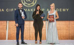 Premiul de Excelența pentru cea mai buna școală de machiaj: Elena Ciftci Academy