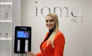 In cadrul Iomed Clinique beneficiati de tehnologia Ioma Paris, NR.1 în cosmetică personalizată